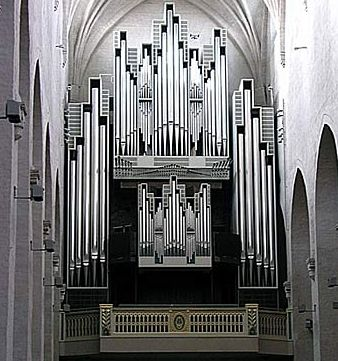Organ Turku Cathedral